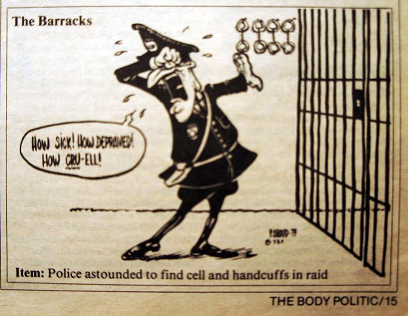 cage 'n cuffs
