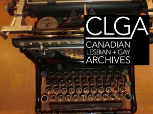 Canadian Lesbian & Gay Archives (CLGA)