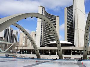 Toronto City Hall: 1994-98